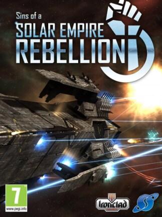 Sins of a Solar Empire: Rebellion Ultimate Edition Steam Key GLOBAL - 1