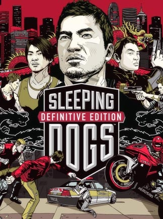 Sleeping Dogs: Definitive Edition Steam Key GLOBAL - 1