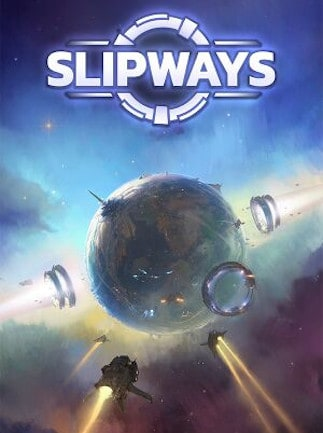 Slipways (PC) - Steam Gift - NORTH AMERICA - 1