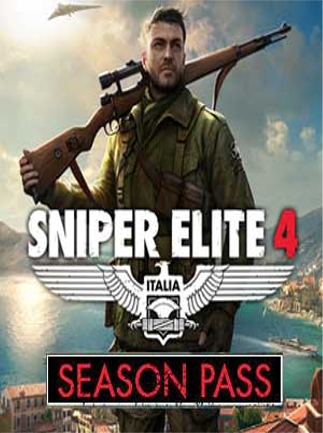 Sniper Elite 4 - Season Pass Steam Key GLOBAL - 1