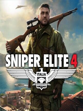 Sniper Elite 4 Steam Key GLOBAL - 1