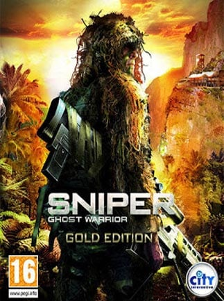 Sniper: Ghost Warrior - Gold Edition Steam Key GERMANY - 1