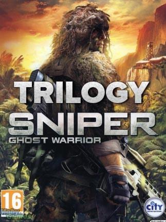 Sniper: Ghost Warrior Trilogy Steam Key GLOBAL - 1