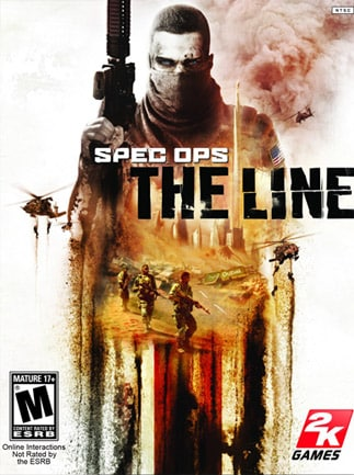 Spec Ops: The Line Steam Key GLOBAL - 1