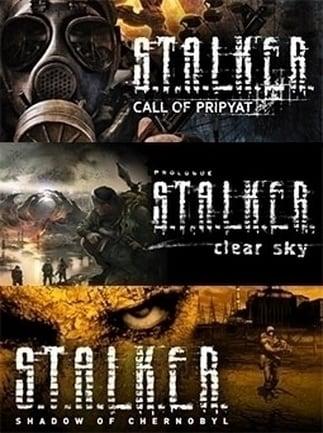 S.T.A.L.K.E.R.: Bundle (PC) - GOG.COM Key - GLOBAL - 1
