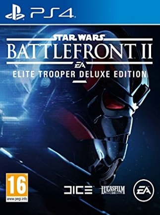 Star Wars Battlefront II  Elite Trooper Deluxe Edition PSN PS4 Key NORTH AMERICA - 1
