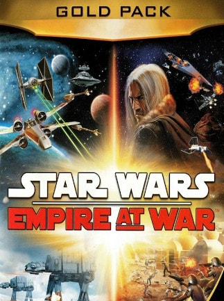 Star Wars Empire at War: Gold Pack (PC) - Steam Key - GLOBAL - 1