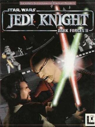 Star Wars Jedi Knight: Dark Forces II Steam Key GLOBAL - 1