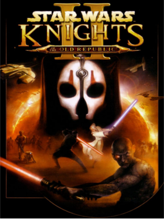STAR WARS Knights of the Old Republic II - The Sith Lords (PC) - Steam Key - GLOBAL - 1
