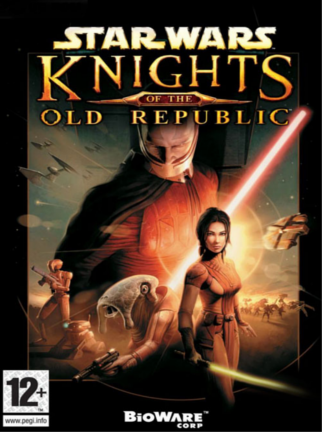 STAR WARS: Knights of the Old Republic (PC) - Steam Key - GLOBAL - 1