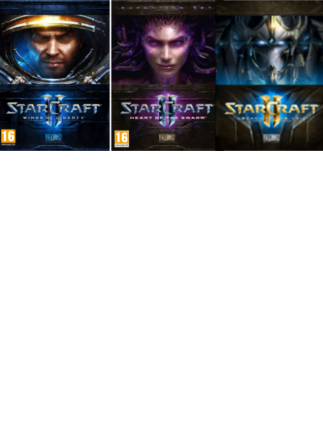 StarCraft 2: Campaign Collection Battle.net Key GLOBAL - 1