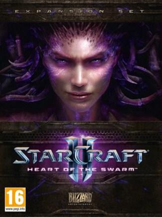 Starcraft 2: Heart of the Swarm Battle.net Key GLOBAL - 1