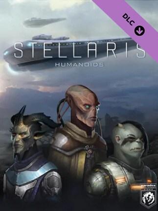 Stellaris: Humanoids Species Pack (PC) - Steam Key - GLOBAL - 1