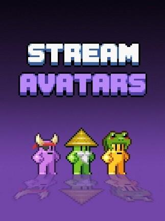 Stream Avatars (PC) - Steam Key - GLOBAL - 1