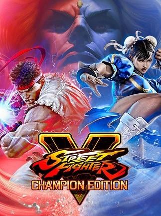 Street Fighter V | Champion Edition (PC) - Steam Key - GLOBAL - 1