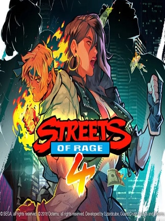 Streets of Rage 4 (PC) - Steam Key - GLOBAL - 1