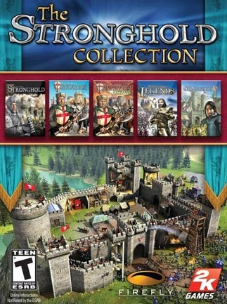 Stronghold Collection Steam Key GLOBAL - 1