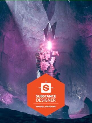 Substance Designer 2021 (PC) - Steam Gift - EUROPE - 1
