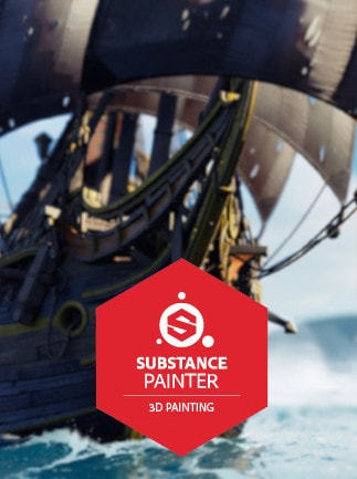 Substance Painter 2021 (PC) - Steam Gift - GLOBAL - 1