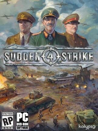 Sudden Strike 4 Steam Key GLOBAL - 1