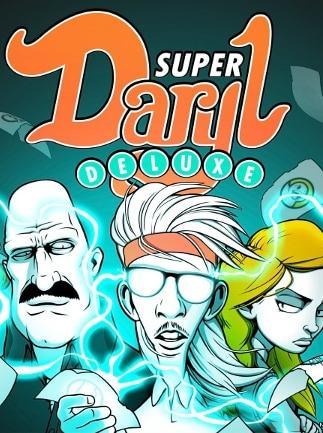 Super Daryl Deluxe Steam Key GLOBAL - 1