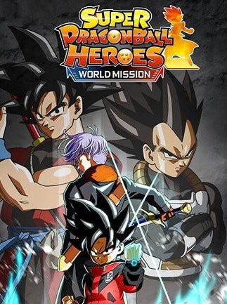 SUPER DRAGON BALL HEROES WORLD MISSION Steam Key GLOBAL - 1