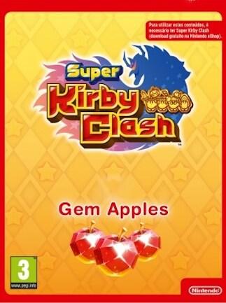 Super Kirby Clash Currency 800 Gem Apples Nintendo Switch Nintendo Key EUROPE - 1