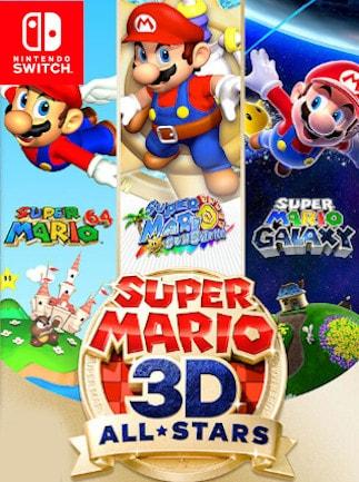 Super Mario 3D All-Stars (Nintendo Switch) - Nintendo Key - UNITED STATES - 1