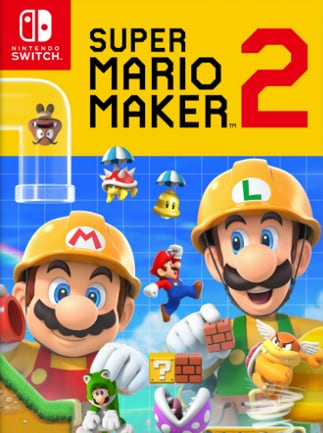Super Mario Maker 2 Nintendo Key Nintendo Switch UNITED STATES - 1