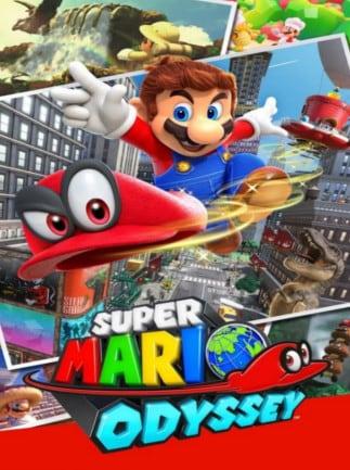 Super Mario Odyssey Nintendo Switch Nintendo Key NORTH AMERICA - 1