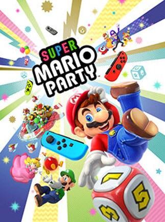 Super Mario Party Nintendo Switch Nintendo Key NORTH AMERICA - 1