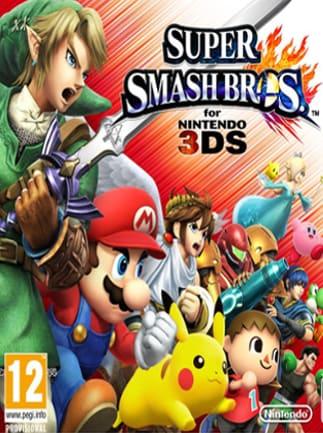 Super Smash Bros. eShop Code NORTH AMERICA - 1