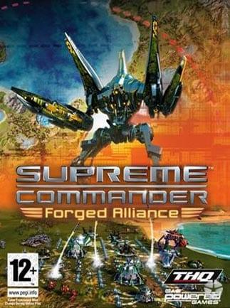 Supreme Commander Forged Alliance Steam Gift GLOBAL - 1