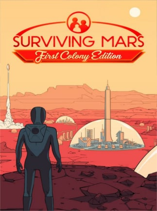 Surviving Mars: First Colony Edition Steam Key GLOBAL - 1