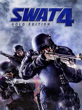 SWAT 4: Gold Edition (PC) - GOG.COM Key - GLOBAL - 1