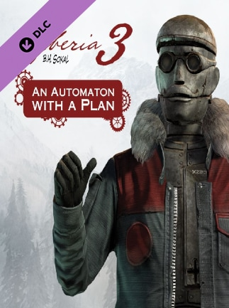 Syberia 3 - An Automaton with a plan Steam Key GLOBAL - 1
