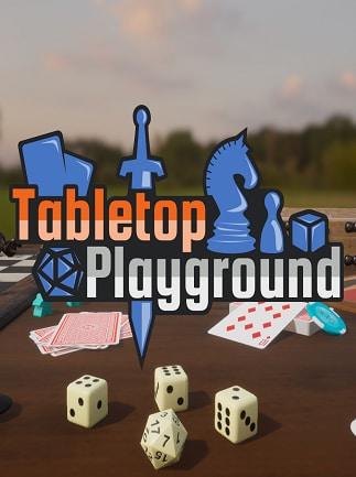 Tabletop Playground (PC) - Steam Key - GLOBAL - 1
