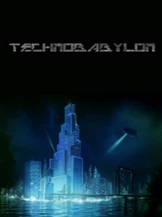 Technobabylon Steam Key GLOBAL - 1