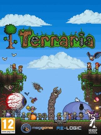 Terraria Steam Key GLOBAL - 1