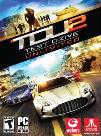 Test Drive Unlimited 2 (PC) - Steam Key - GLOBAL - 1