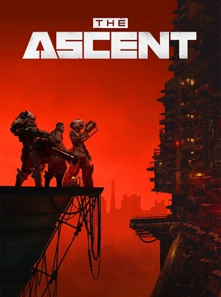 The Ascent (PC) - Steam Key - EUROPE - 1