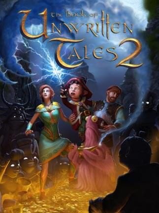 The Book of Unwritten Tales 2 Nintendo Key Nintendo Switch NORTH AMERICA - 1