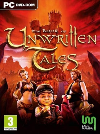 The Book of Unwritten Tales Steam Key GLOBAL - 1
