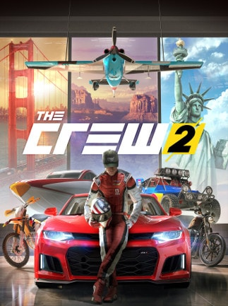The Crew 2 Ubisoft Connect Key ASIA - 1