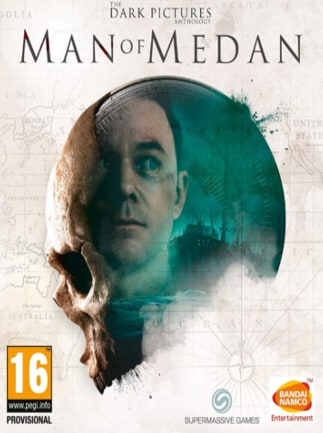 The Dark Pictures Anthology - Man of Medan (PC) - Steam Key - GLOBAL - 1