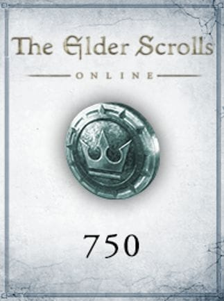 The Elder Scrolls Online Crown Pack 750 Coins PS4 - PSN Key - EUROPE - 1
