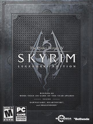 The Elder Scrolls V: Skyrim - Legendary Edition Steam Key GLOBAL - 1