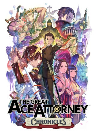 The Great Ace Attorney Chronicles (PC) - Steam Key - GLOBAL - 1