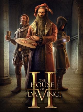 The House of Da Vinci 2 (PC) - Steam Key - GLOBAL - 1