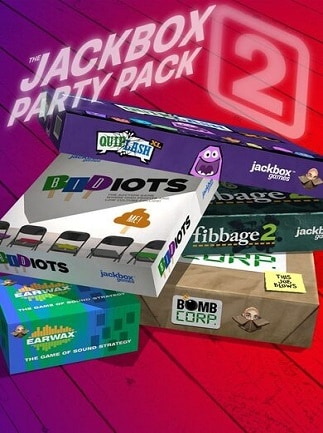 The Jackbox Party Pack 2 (PC) - Steam Key - GLOBAL - 1